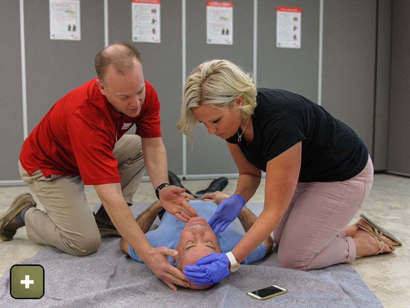 Irescue Training Basic First Aid